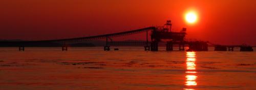 sunsetpier